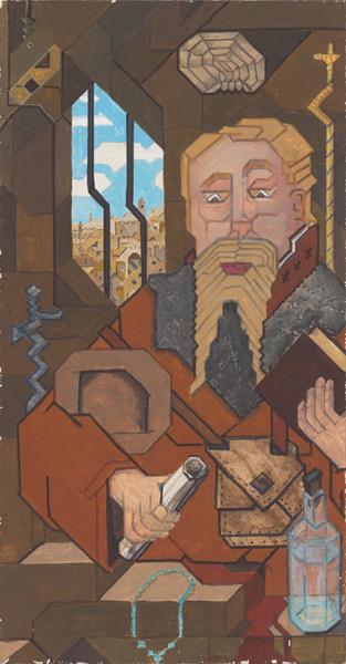 Apostel Jakobus der Ältere