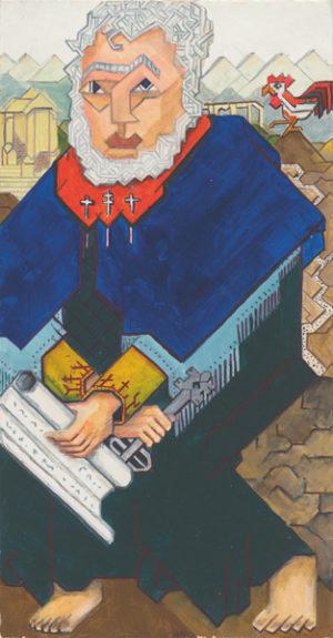 Apostel Simon Petrus