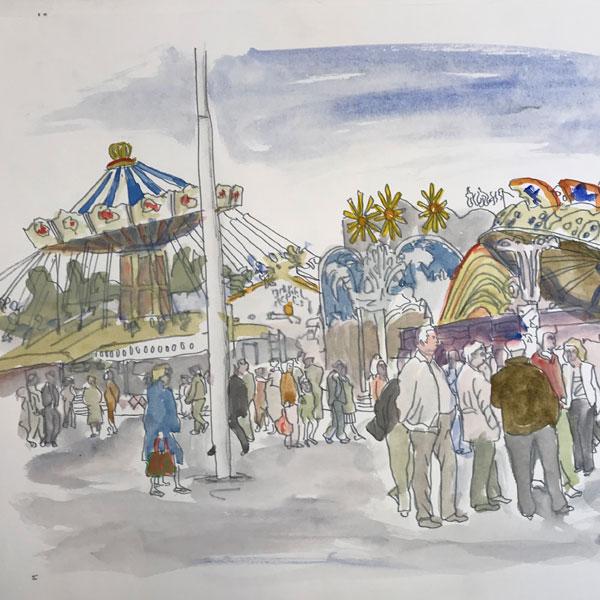 200 Jahre Volksfest