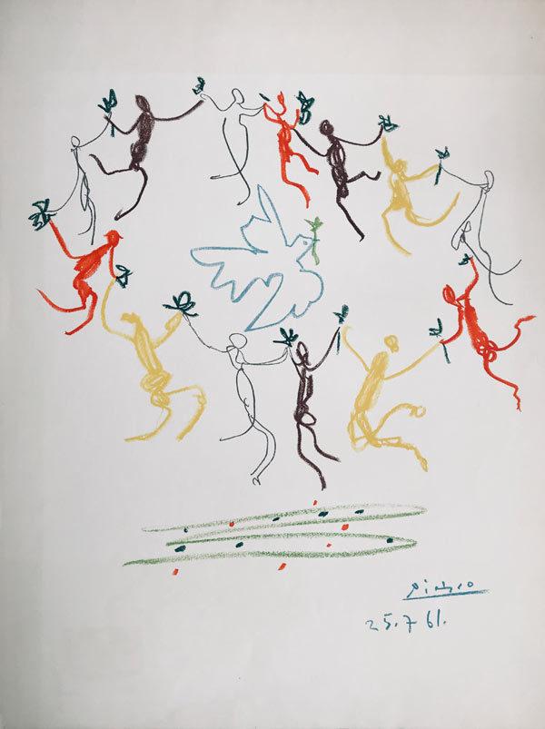 Picasso-Reigen