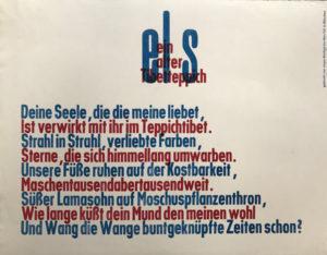 Reichert-els-Plakat